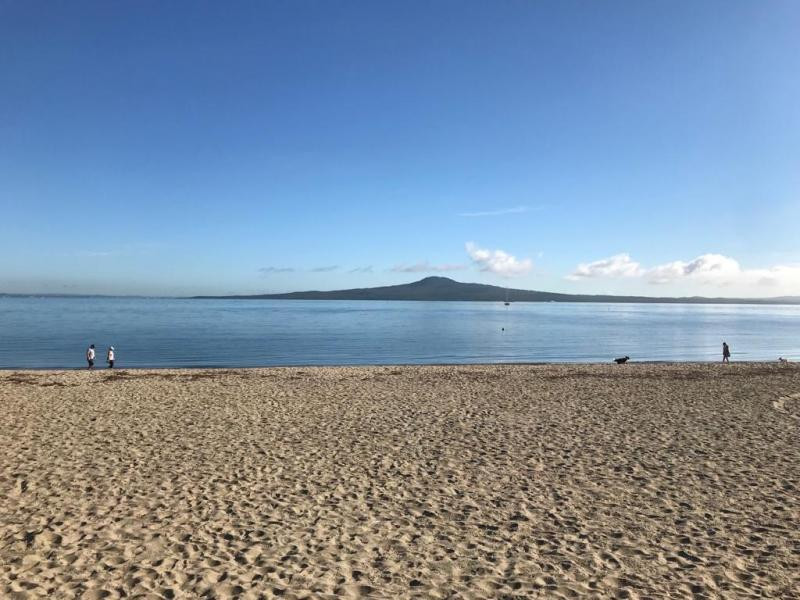 beautiful Kohimarama Beach Auckland