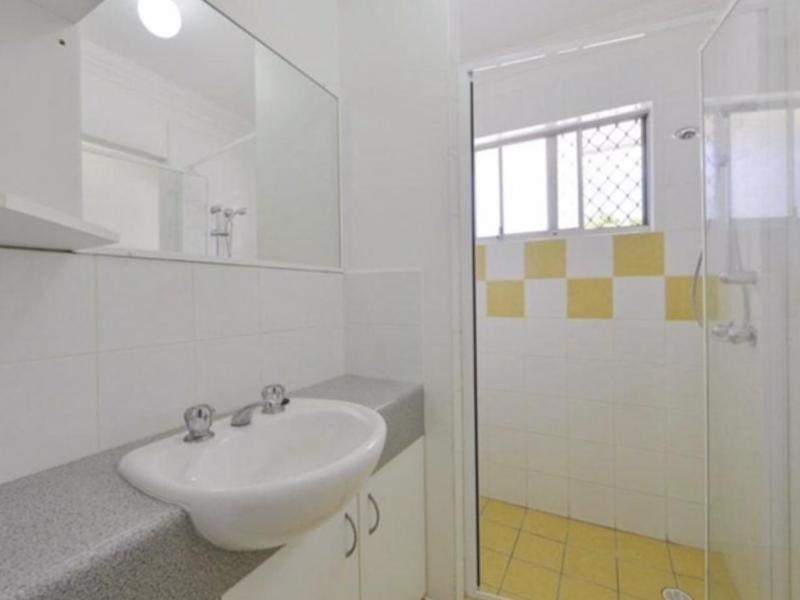 Bathroom - shared