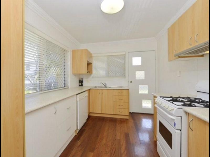 Kitchen - quite spacious