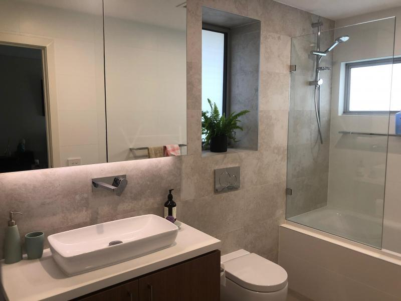 Bathroom for homestay guest at Level 1