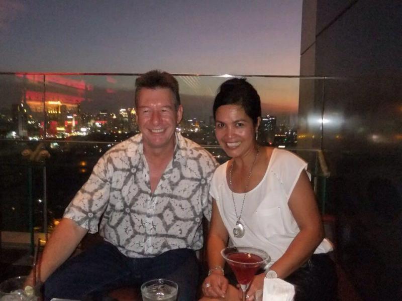 Steve & Asma