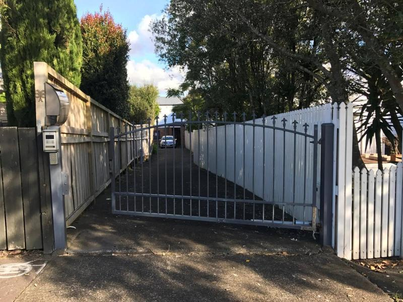 Gated and Secure place