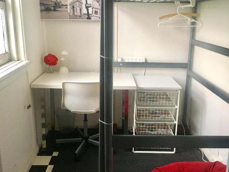 Smaller loft bedroom 2