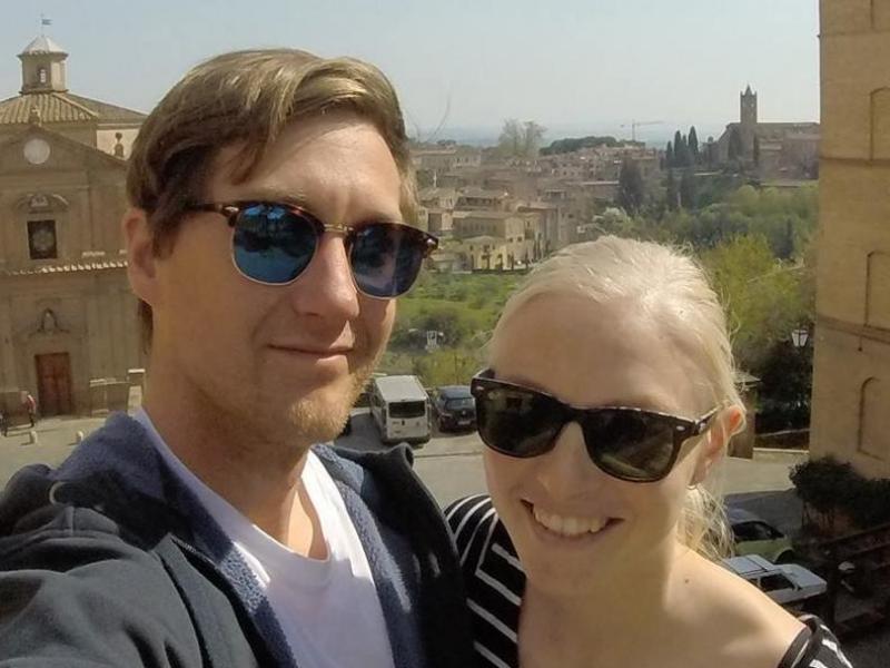 Simon & Christina
