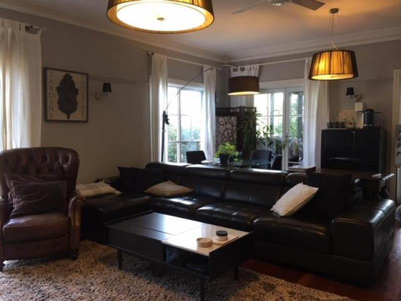 Family Lounge and dining area