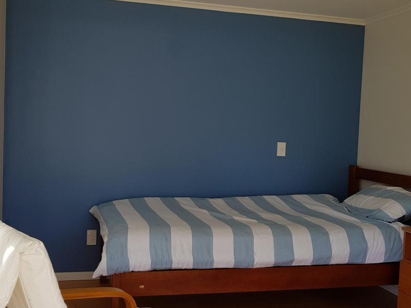 It is a double room with a king size bed