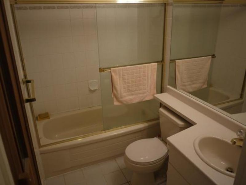 Student's own bathroom