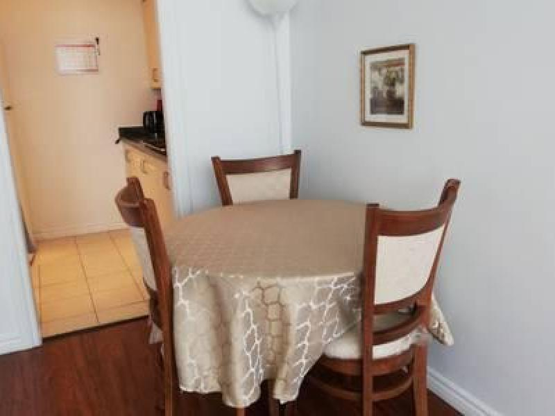 Table and Kitchen