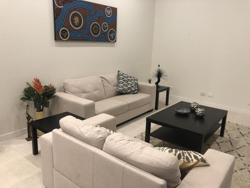 your living area